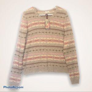 American Eagle Angora/Wool/Cashmere Sweater, XL